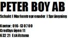 Peter Boy AB