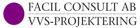 Facil Consult AB logo
