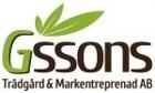 g.ssons trädgård och markentreprenad