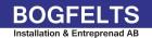 Bogfelts Installationer och Entreprenad AB