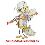 Niels Kjeldsen Consulting AB LOGO
