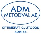 ADM Metodvala AB logga