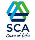 SCA logga