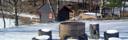 Aktivitet bastu badbalja och grillplats Våxtorps Camping och Stugby
