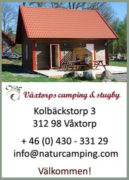 Stuga Våxtorps stugby