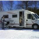Vintercamping Våxtorps Camping Laholm