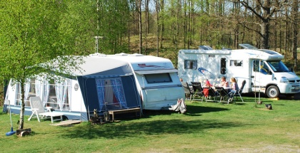 Våxtorps camping & stugby utanför Laholm, familje- & husvagnscamping öppet året runt
