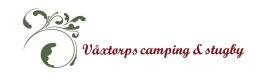 Vintercamping med stugby öppet året runt utanför Laholm - Våxtorps naturcamping & stugby