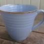 Kaffekopp Estelle ljusblå