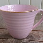 Kaffekopp Estelle rosa