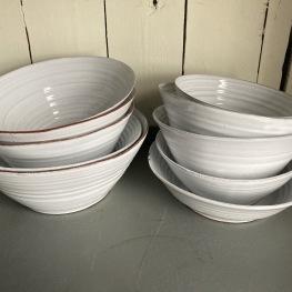 Laura vita skålar