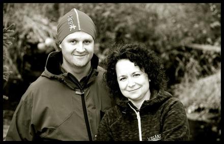 Hans och Monica