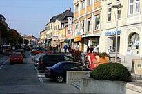 Hauptplaz Kirchdorf a.d.Krems.