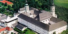 Kloster Schlierbach med Mamma flykting