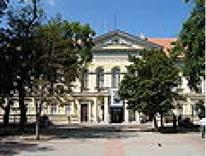 Pantschowa,Stadthaus.