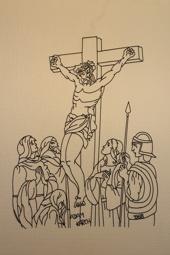Pontius Pilatus dömmer Jesus till döden,B780xH990