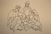 Jesus föddes i Betlehem B1000xH920