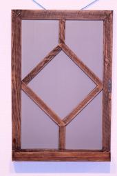 Ho.46. Spegelfönster