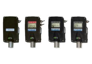 EC28 Stationärt gaslarm för olika gaser