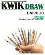 Reagensrör KWIK-DRAW MSA
