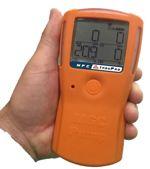 MGC Pump Gasmätare eller Gasvarnare för H2S,CO,%LEL,O2 med inbyggd pump