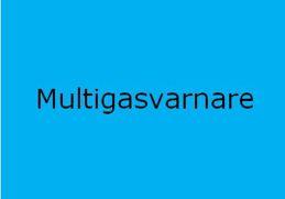 Multigasvarnare