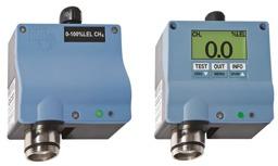 CC22 är nya serien gasdetektorer från GfG