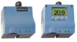 EC22 är nya serien gasdetektorer från InduPro