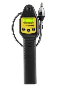 HXG-3P Läcksökare med pump, Gasmätare, Gassniffer