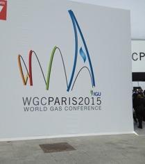 Gaskonferans i Paris