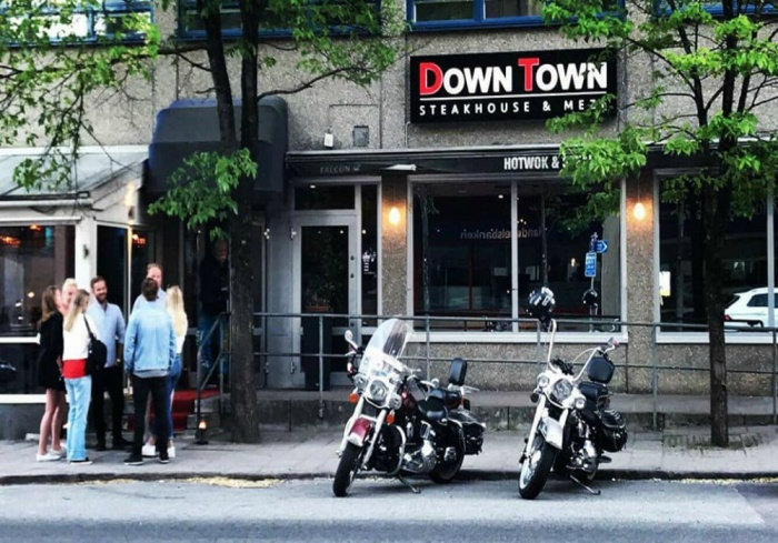 Down Town steakhouse