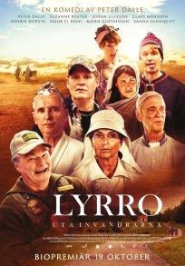 Lyrro - 21 oktober kl. 18.00