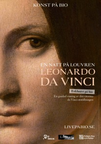 En natt på Lovuren: Leonardo da Vinci 6 okt 19:00