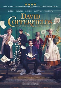 David Copperfield 1 nov 18:00