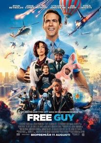 Free Guy 26 sep kl 18:00