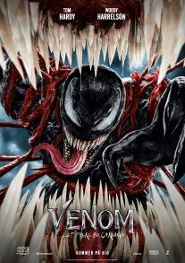 Venom: Let there be carnage 24 okt kl 18.00