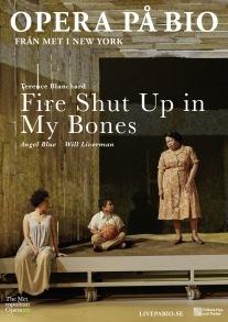 23 OKTOBER 2021 – Fire Shut Up in My Bones