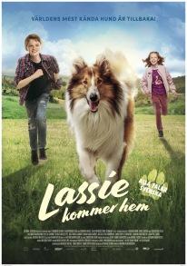 Lassie kommer hem 10 okt kl 15:00