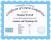EXAMENSBEVIS Anatomy & Physiology 2