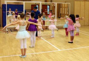Balett 1, från 5 - 7 år
