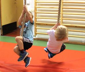 Gymnastik, 4- 6 år