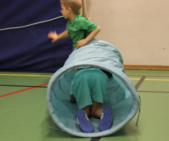Familjegymnastik, 2 - 3 år