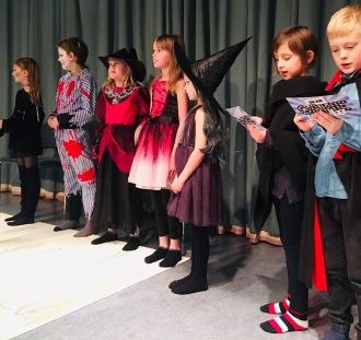 Teaterlek, 7 - 9 år