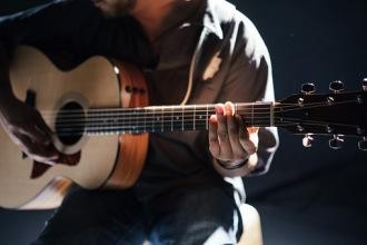 Gitarr Torsdagar Rådans äldreboende