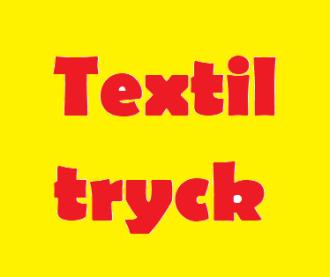 Textiltryck för barn