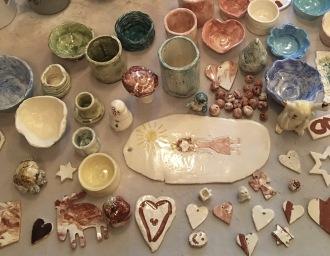 Keramik för barn