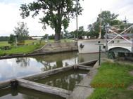 Göta Kanal i Sjötorp