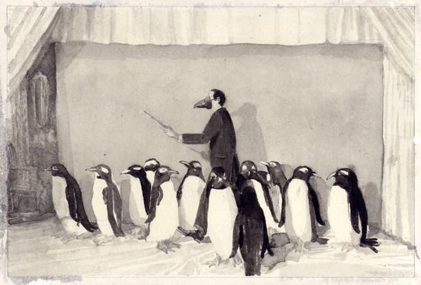 """""""Penguins"""" © Jonas Brandin"""