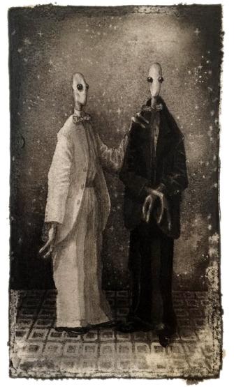 """""""Alien Portrait""""  ©  Jonas Brandin"""