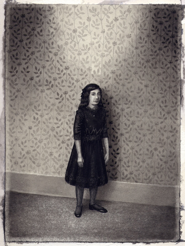 "The Girl""  ©  Jonas Brandin"